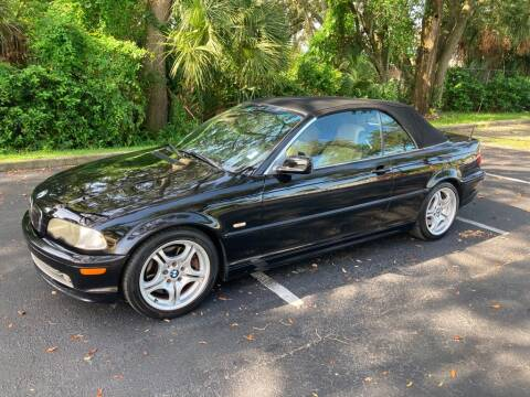 2002 BMW 3 Series for sale at AUTO IMAGE PLUS in Tampa FL