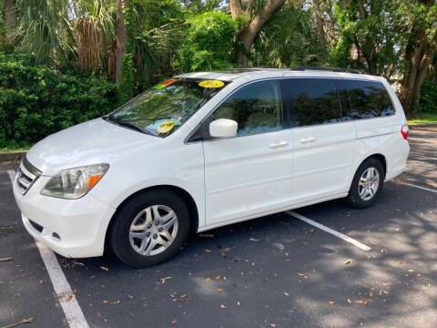 2005 Honda Odyssey for sale at AUTO IMAGE PLUS in Tampa FL