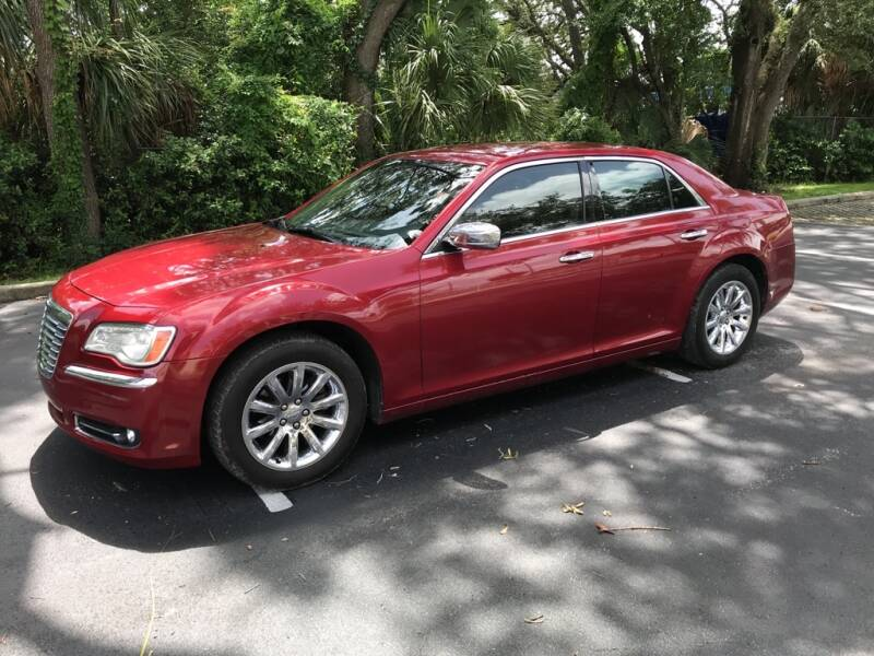 2011 Chrysler 300 for sale at AUTO IMAGE PLUS in Tampa FL