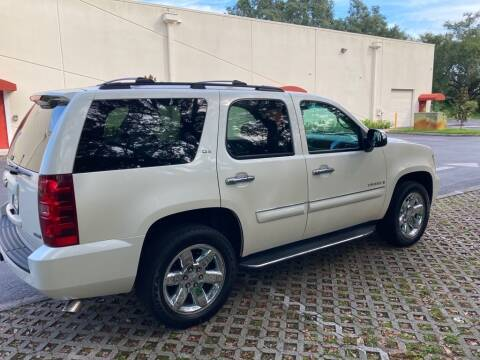 2008 Chevrolet Tahoe for sale at AUTO IMAGE PLUS in Tampa FL