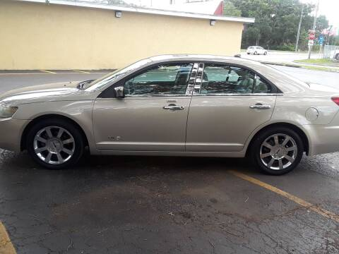 2007 Lincoln MKZ for sale at AUTO IMAGE PLUS in Tampa FL