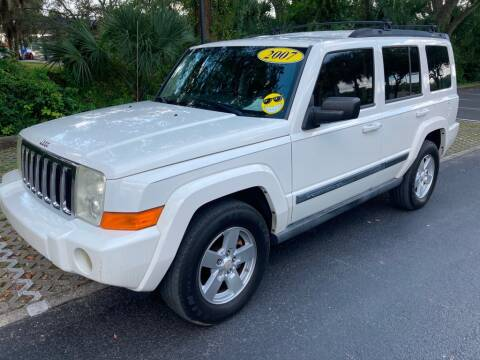 2007 Jeep Commander for sale at AUTO IMAGE PLUS in Tampa FL