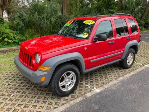 2005 Jeep Liberty for sale at AUTO IMAGE PLUS in Tampa FL