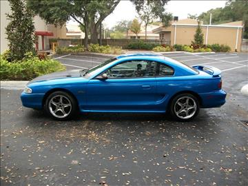 1998 Ford Mustang for sale in Tampa, FL