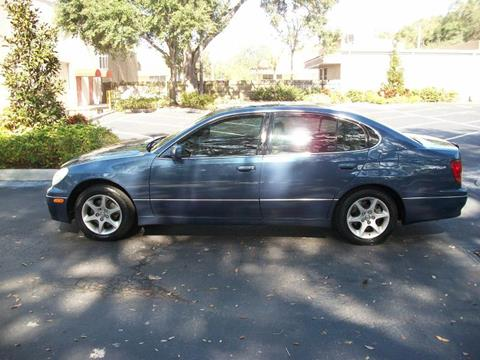 2003 Lexus GS 300 for sale in Tampa, FL