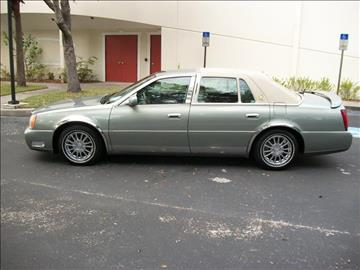 2005 Cadillac DeVille for sale in Tampa, FL