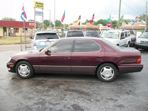 2000 Lexus LS 400 for sale in Tampa, FL