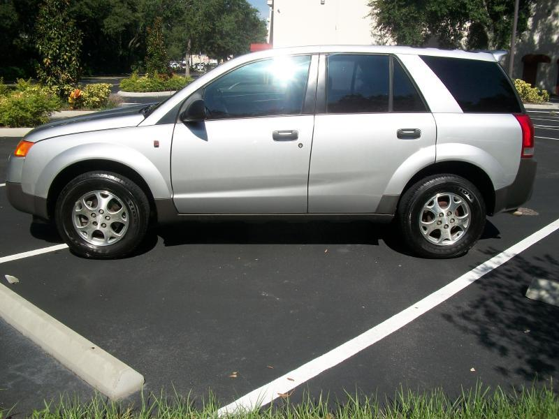 2002 Saturn Vue