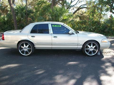 2004 Mercury Grand Marquis for sale in Tampa, FL