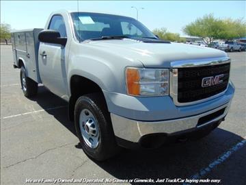 2013 GMC Sierra 2500HD for sale in Mesa, AZ
