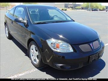 2007 Pontiac G5 for sale in Mesa, AZ
