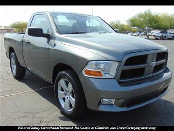 2011 RAM Ram Pickup 1500 for sale in Mesa, AZ