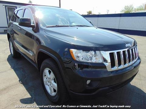 2012 Jeep Grand Cherokee for sale in Mesa, AZ