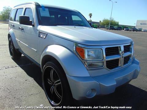 2010 Dodge Nitro for sale in Mesa, AZ