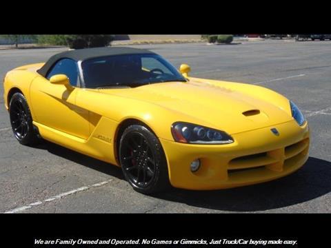 2005 Dodge Viper for sale in Mesa, AZ
