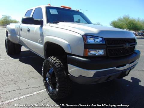 2005 Chevrolet Silverado 3500 for sale in Mesa, AZ
