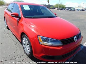 2012 Volkswagen Jetta for sale in Mesa, AZ