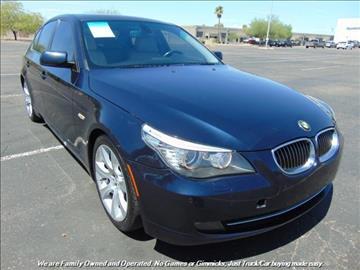 2010 BMW 5 Series for sale in Mesa, AZ