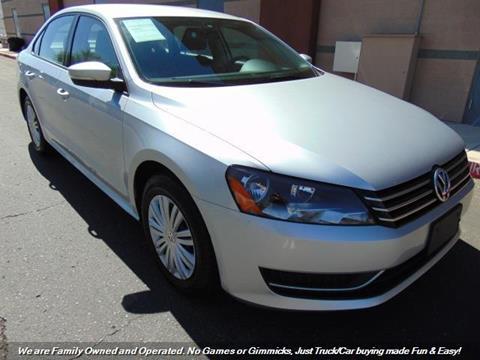 2015 Volkswagen Passat for sale in Mesa, AZ
