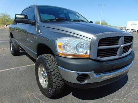2006 Dodge Ram Pickup 2500 for sale in Mesa, AZ