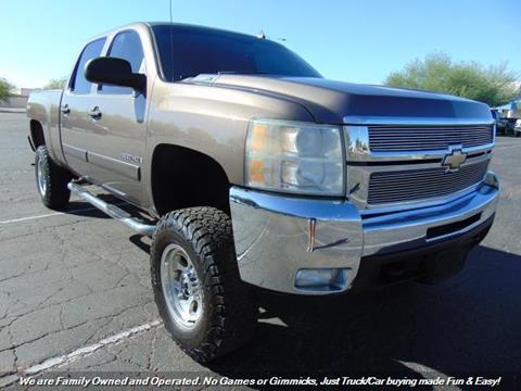 2008 Chevrolet Silverado 2500HD for sale in Mesa, AZ