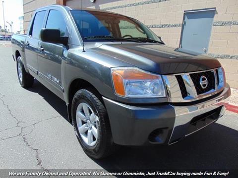 2008 Nissan Titan for sale in Mesa, AZ