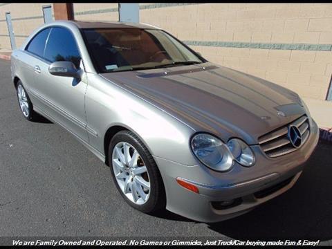 2007 Mercedes-Benz CLK for sale in Mesa, AZ