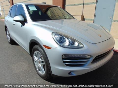 2014 Porsche Cayenne for sale in Mesa, AZ