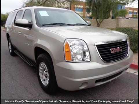 2008 GMC Yukon XL for sale in Mesa, AZ