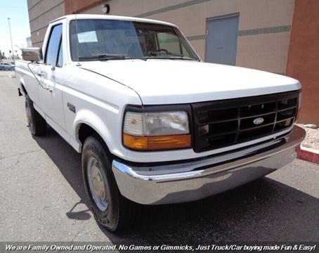 1997 Ford F-250 for sale in Mesa, AZ