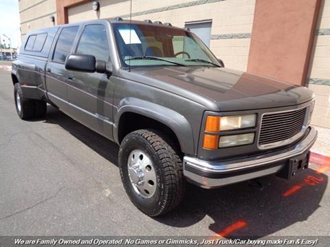 2000 GMC C/K 3500 Series for sale in Mesa, AZ