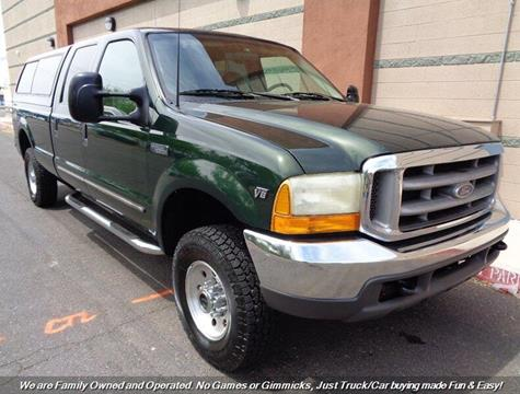 1999 Ford F-250 Super Duty for sale in Mesa, AZ