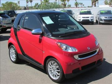 2011 Smart fortwo for sale in Mesa, AZ
