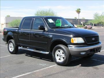 2003 Ford F-150 for sale in Mesa, AZ