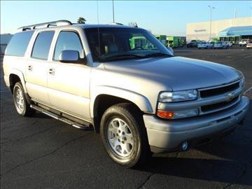 2006 Chevrolet Suburban for sale in Mesa, AZ