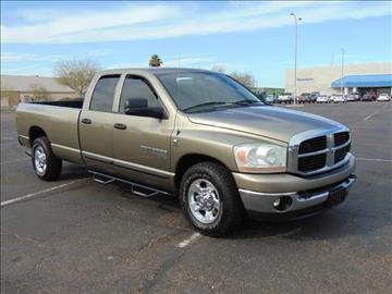 2006 Dodge Ram Pickup 3500 for sale in Mesa, AZ