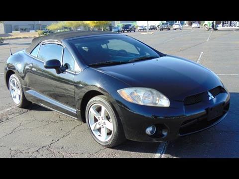 2007 Mitsubishi Eclipse Spyder for sale in Mesa, AZ