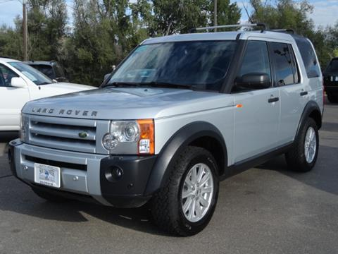 2007 Land Rover LR3 for sale in Longmont, CO