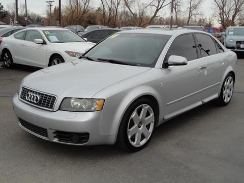2004 Audi S4 for sale in Longmont, CO