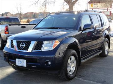 2007 Nissan Pathfinder for sale in Longmont, CO
