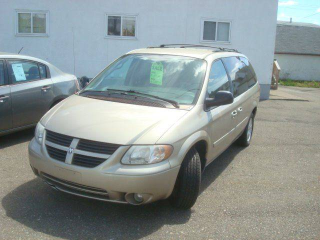 2007 Dodge Grand Caravan for sale at TMS AUTO in Endicott NY