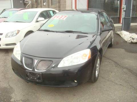 2005 Pontiac G6 for sale at TMS AUTO in Endicott NY