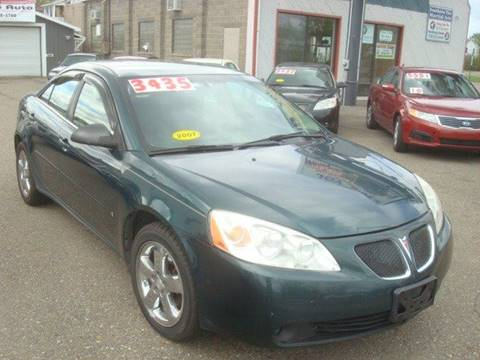 2007 Pontiac G6 for sale at TMS AUTO in Endicott NY