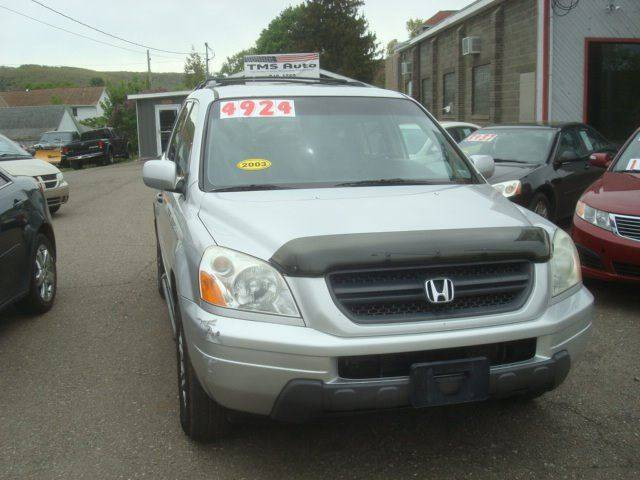 2003 Honda Pilot for sale at TMS AUTO in Endicott NY