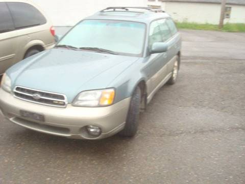 2001 Subaru Outback for sale at TMS AUTO in Endicott NY