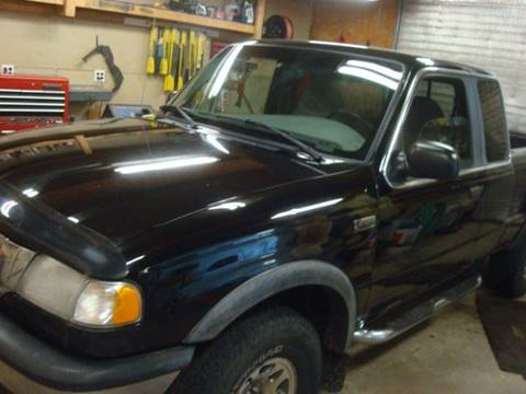 2000 Mazda B-Series Pickup for sale at TMS AUTO in Endicott NY