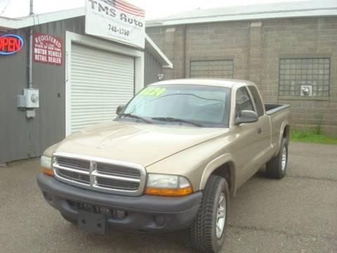 2004 Dodge Dakota for sale at TMS AUTO in Endicott NY