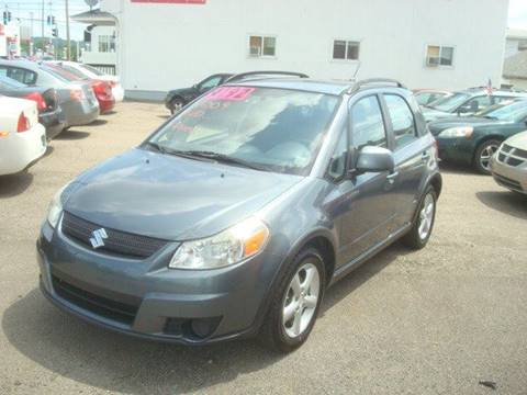2009 Suzuki SX4 Crossover for sale in Endicott, NY