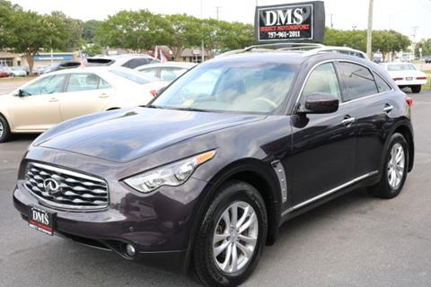 2011 Infiniti FX35 for sale in Virginia Beach, VA