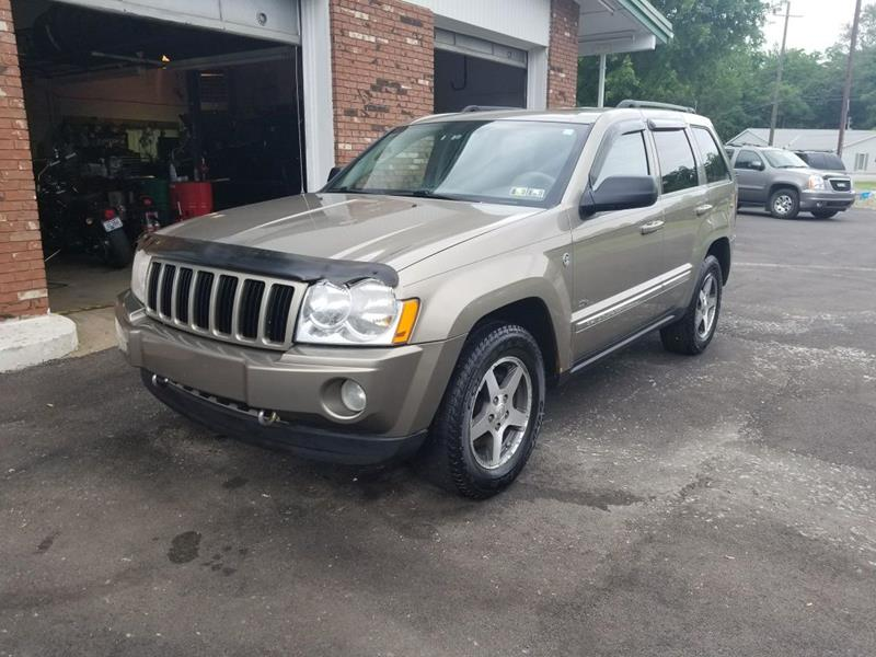 2006 Jeep Grand Cherokee For Sale At LAKE ERIE MOTORS INC In Madison OH